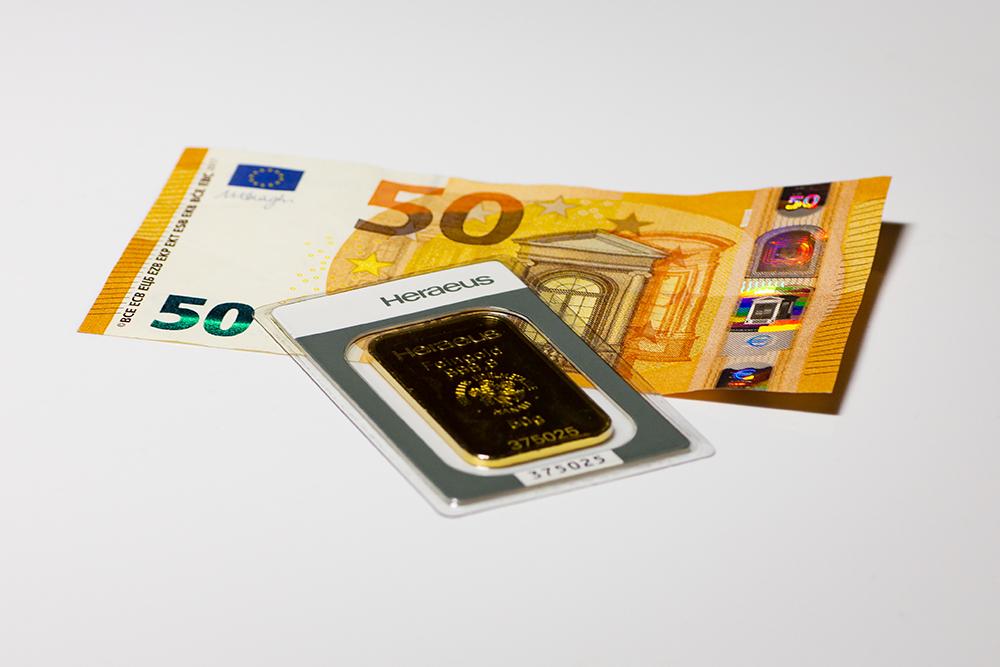 Geldanlage 2020