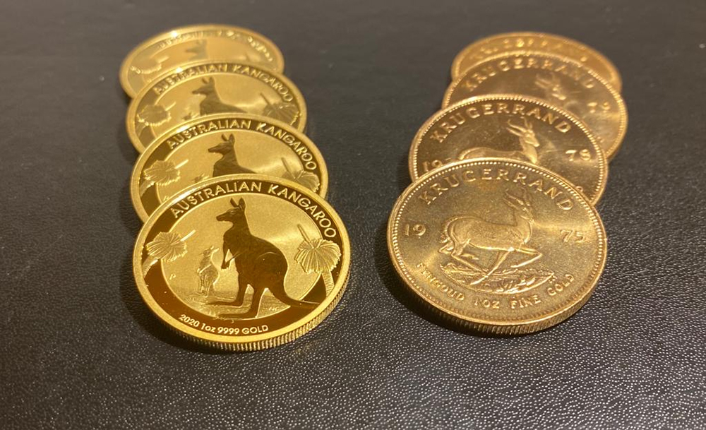 Gold-Silber-Ratio