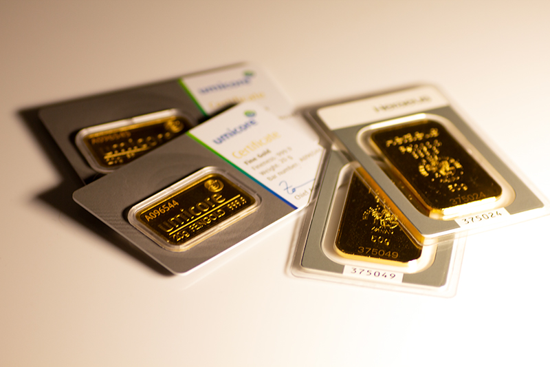 Ist Gold und Silber kaufen sinnvoll